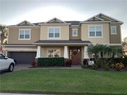 Photo of 3676 Arbor Chase Drive, PALM HARBOR, FL 34683 (MLS # T3227019)