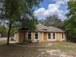 Photo of 5168 Cyril Drive, DADE CITY, FL 33523 (MLS # T3232710)