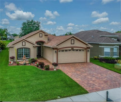Photo of 3641 Brickell Court, LAND O LAKES, FL 34639 (MLS # T3245646)