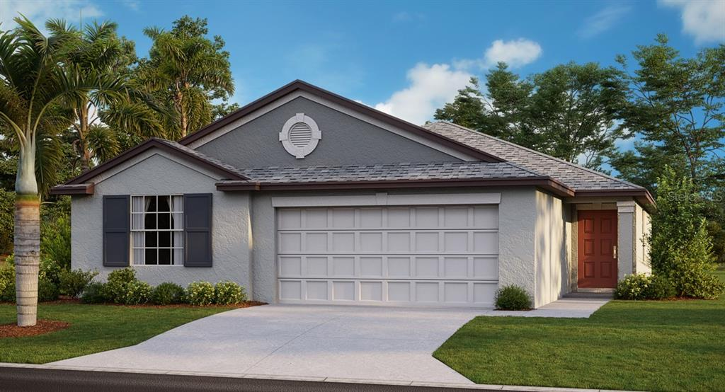 Photo for 11227 Beeswing Place, RIVERVIEW, FL 33578 (MLS # T3250774)