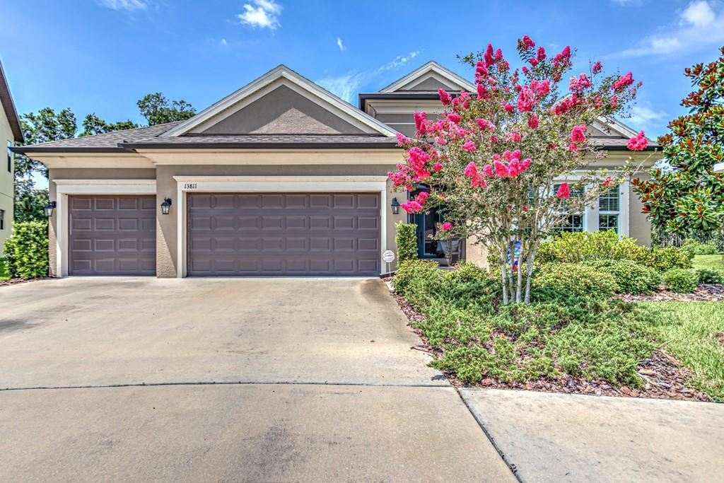 Photo for 13811 Moonstone Canyon Drive, RIVERVIEW, FL 33579 (MLS # T3250831)