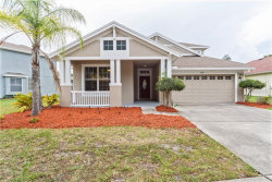 Photo of 7714 Grasmere Drive, LAND O LAKES, FL 34637 (MLS # T3256031)