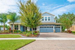 Photo of 19301 Lonesome Pine Drive, LAND O LAKES, FL 34638 (MLS # T3266634)