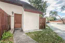 Photo of 12611 Touchton Drive, Unit 115, TAMPA, FL 33617 (MLS # T3273007)