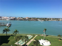 Photo for 1 Key Capri, Unit 602E, TREASURE ISLAND, FL 33706 (MLS # U7808880)