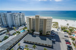 Photo of 5000 Gulf Boulevard, Unit 403, ST PETE BEACH, FL 33706 (MLS # U8008931)