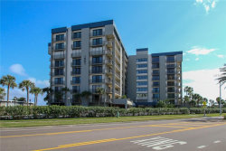 Photo of 1501 Gulf Boulevard, Unit 202, CLEARWATER BEACH, FL 33767 (MLS # U8034037)