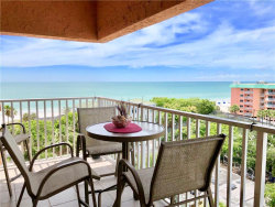 Photo of 18320 Gulf Boulevard, Unit 601, REDINGTON SHORES, FL 33708 (MLS # U8044513)