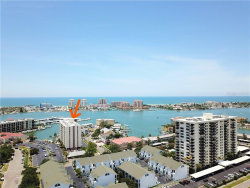 Photo of 255 Dolphin Point, Unit 309, CLEARWATER BEACH, FL 33767 (MLS # U8063538)