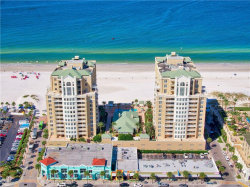 Photo of 11 San Marco Street, Unit 405, CLEARWATER BEACH, FL 33767 (MLS # U8068784)