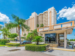 Photo of 1270 Gulf Boulevard, Unit 401, CLEARWATER BEACH, FL 33767 (MLS # U8072293)