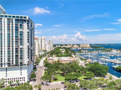 Photo of 1 Beach Drive Se, Unit 2711, ST PETERSBURG, FL 33701 (MLS # U8072400)