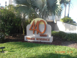 Photo of 440 S Gulfview Boulevard, Unit 701, CLEARWATER, FL 33767 (MLS # U8079146)