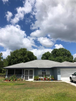 Photo of 4312 Wooley Avenue, NORTH PORT, FL 34287 (MLS # U8080555)