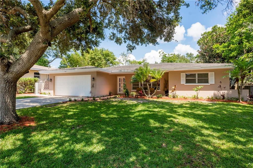 Photo for 913 Oakview Avenue, CLEARWATER, FL 33756 (MLS # U8085956)