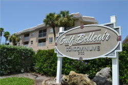 Photo of 3100 Gulf Boulevard, Unit 211, BELLEAIR BEACH, FL 33786 (MLS # U8088917)