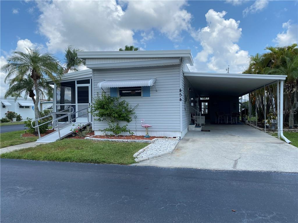 Photo for 18675 Us Highway 19 N, Unit 454, CLEARWATER, FL 33764 (MLS # U8090761)