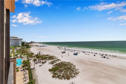 Photo of 5396 Gulf Boulevard, Unit 702, ST PETE BEACH, FL 33706 (MLS # U8095968)
