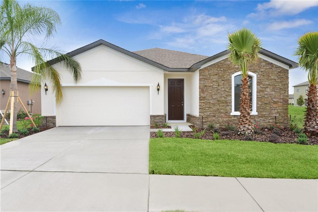 Photo for 12331 Blue Pacific Drive, RIVERVIEW, FL 33579 (MLS # W7824475)