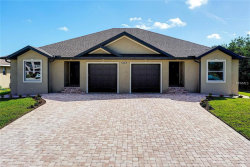 Photo of 176 Boundary Boulevard, ROTONDA WEST, FL 33947 (MLS # A4426728)