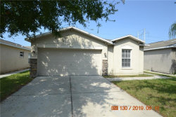 Photo of 7976 Carriage Pointe Drive, GIBSONTON, FL 33534 (MLS # T3199624)