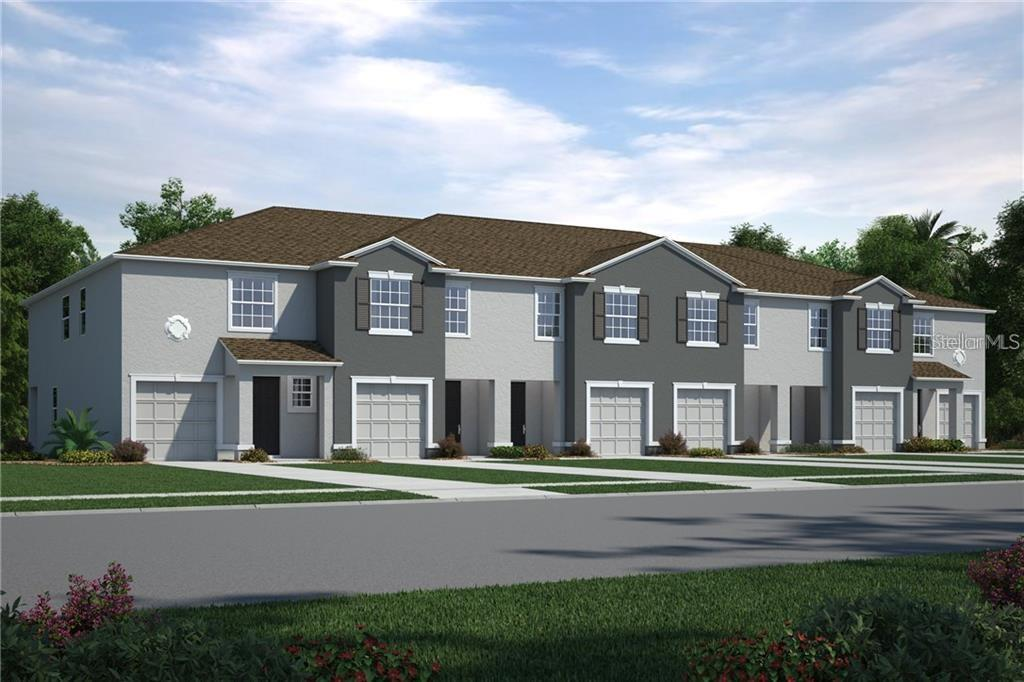 Photo for 8705 Falling Blue Place, RIVERVIEW, FL 33578 (MLS # T3278178)
