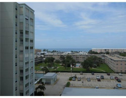 Photo of 420 64th Avenue, Unit 802E, ST PETE BEACH, FL 33706 (MLS # U7550497)