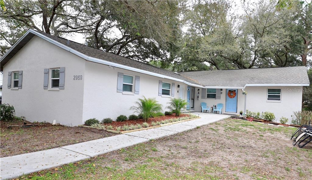 Photo for 2959 Shore Drive, SAFETY HARBOR, FL 34695 (MLS # U8072664)