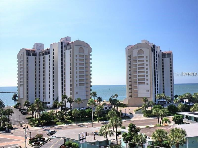 Photo for 450 S Gulfview Boulevard, Unit 708, CLEARWATER BEACH, FL 33767 (MLS # U8084492)