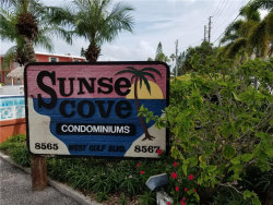 Photo of 8567 W Gulf Boulevard, Unit 1N, TREASURE ISLAND, FL 33706 (MLS # U8098426)