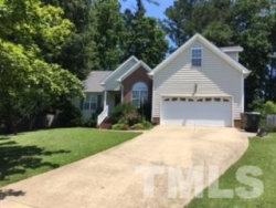 Photo of 417 MacHost Drive, Garner, NC 27529 (MLS # 2135333)
