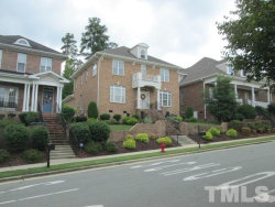 Photo of 1217 TOWN SIDE Drive, Apex, NC 27502 (MLS # 2146027)
