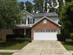Photo of 209 October Glory Drive, Apex, NC 27539 (MLS # 2146223)