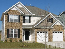 Photo of 160 Stobhill Lane, Holly Springs, NC 27540 (MLS # 2156707)