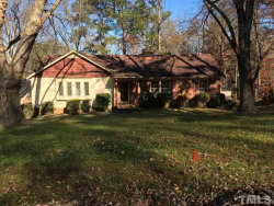 Photo of 3312 Boulder Court, Raleigh, NC 27607-3111 (MLS # 2163974)