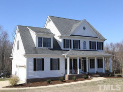 Photo of 1420 Hopson Downs Court, Holly Springs, NC 27540 (MLS # 2178592)
