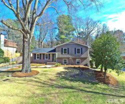 Photo of 1203 Ivy Lane, Cary, NC 27511 (MLS # 2179261)