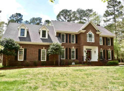 Photo of 2500 Canonbie Lane, Wake Forest, NC 27587 (MLS # 2185998)