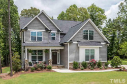 Photo of 100 Carriden Drive, Youngsville, NC 27596 (MLS # 2201234)