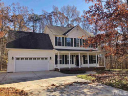 Photo of 25 Ballinger Drive, Youngsville, NC 27596 (MLS # 2223335)