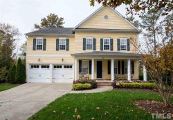 Photo of 316 Meadowcrest Place, Holly Springs, NC 27540 (MLS # 2223681)
