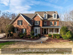 Photo of 3413 Song Sparrow Drive, Wake Forest, NC 27587 (MLS # 2231808)