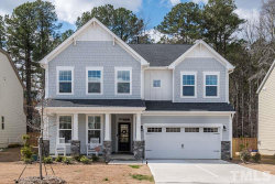 Photo of 412 Morgan Ridge Road, Holly Springs, NC 27540 (MLS # 2235112)