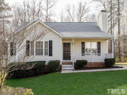 Photo of 812 Stinson Avenue, Holly Springs, NC 27540 (MLS # 2241908)