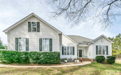 Photo of 6116 Hilbert Ridge Drive, Holly Springs, NC 27540-8551 (MLS # 2242154)