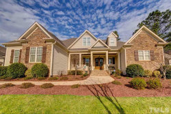 Photo of 125 Marsh Barton Drive, Holly Springs, NC 27540 (MLS # 2243232)