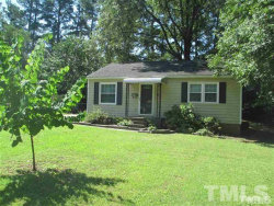 Photo of 427 W Park Street, Cary, NC 27511 (MLS # 2244363)