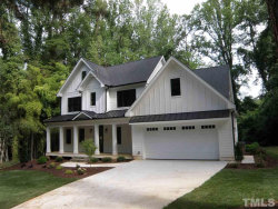 Photo of 2820 OBerry Street, Raleigh, NC 27607 (MLS # 2261645)