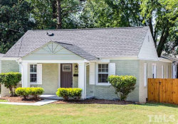 Photo of 814 Postell Street, Raleigh, NC 27601 (MLS # 2261834)