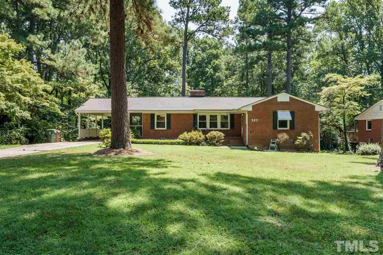 Photo for 909 Warren Avenue, Cary, NC 27511 (MLS # 2270586)
